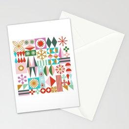 Santa's Workshop Stationery Cards