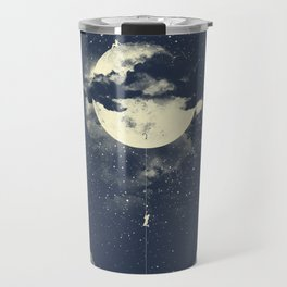 MOON CLIMBING Travel Mug