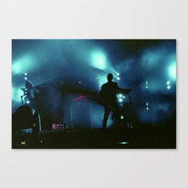 CLOSE ENCOUNTERS - Liam Howlett / The Prodigy Canvas Print