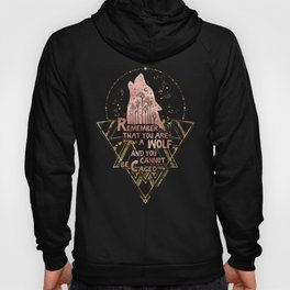 ACOWAR - You Are A Wolf Hoody