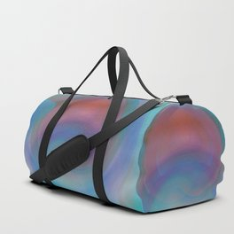 Retro Nouveau Duffle Bag