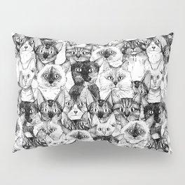 just cats Pillow Sham