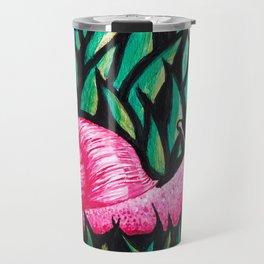 Bubblegum Snail Travel Mug