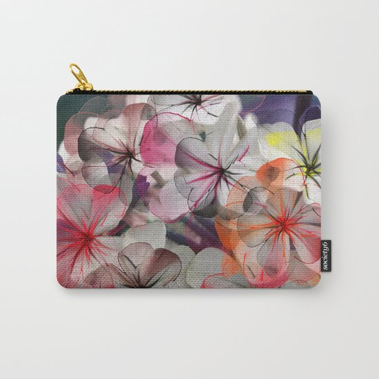 Flower carpet(31). Carry-All Pouch