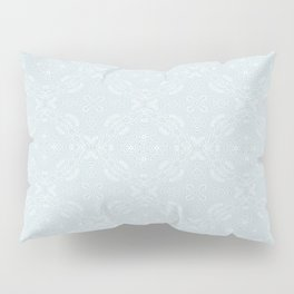 Z Lace 2B - Light Grey Pillow Sham