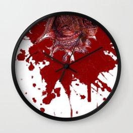 Chestburster Wall Clock