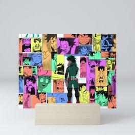 My Hero Academia Mini Art Print