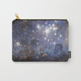Adventures in Time and Space Carry-All Pouch