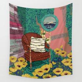 PORTHOLE / PORTAL Wall Tapestry
