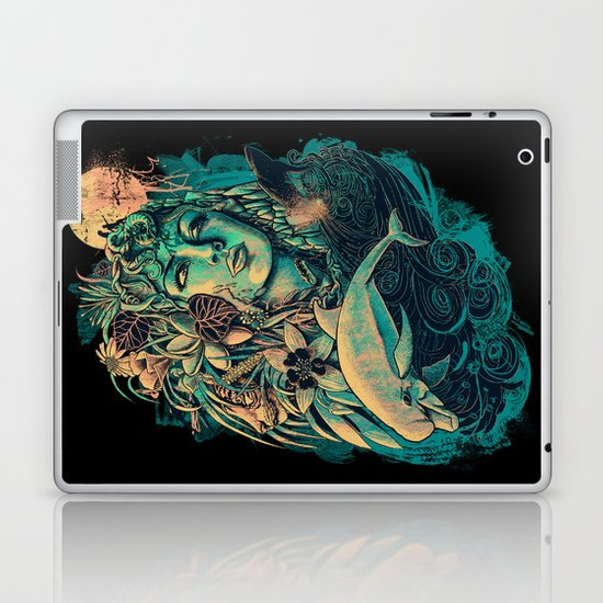 Gaia Laptop & iPad Skin