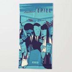 PULP FICTION variant Beach Towel