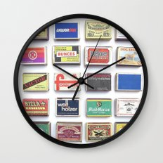 Strike Wall Clock