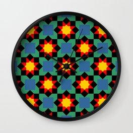 Arabesque VII Wall Clock