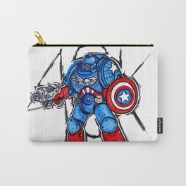 Cap'n Warhammer Carry-All Pouch