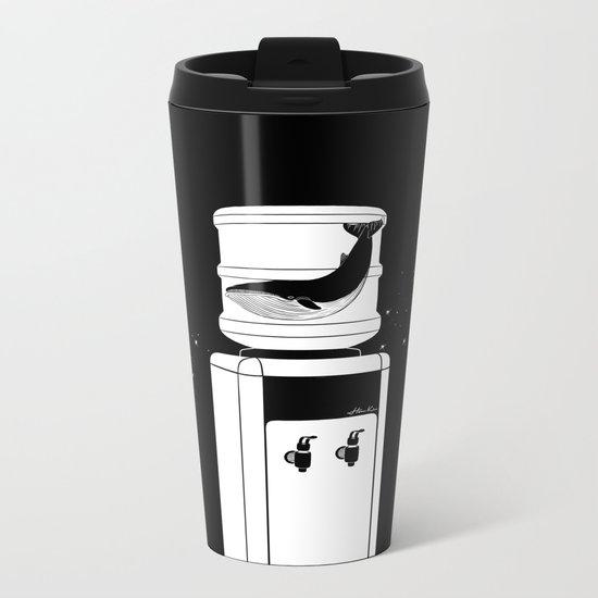 Thirst for Freedom Metal Travel Mug