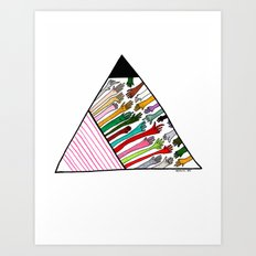 Powerful Together  Art Print