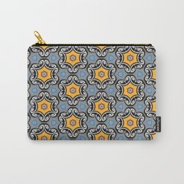 Butterfly Eyes Mosiac Carry-All Pouch