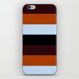 Color Stripe _002 iPhone Skin