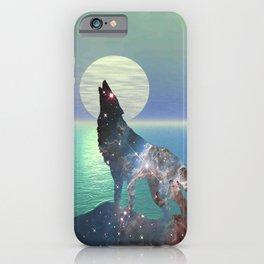 Star Wolf iPhone Case