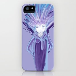 Ice Queen iPhone Case
