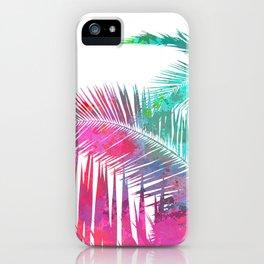 Palms Explosion iPhone Case
