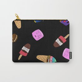 Food with faces Carry-All Pouch