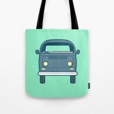 #52 Volkswagen Type 2 Bus Tote Bag