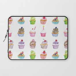 Cupcake Parade Laptop Sleeve