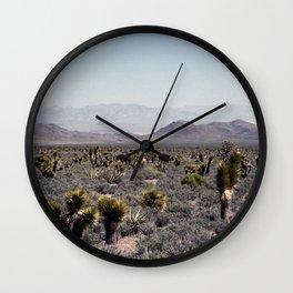 Cold Creek Horses Wall Clock