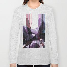 Tropical Glitches Long Sleeve T-shirt
