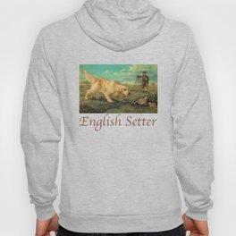 English Setter Hoody