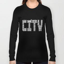Manchester City 2017-2018 Long Sleeve T-shirt