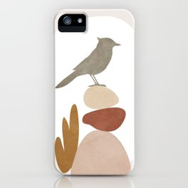 Cute Little Bird III iPhone Case