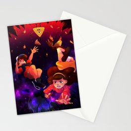Gravity Falls Stationery Cards