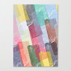 Abstract pattern 12 Canvas Print