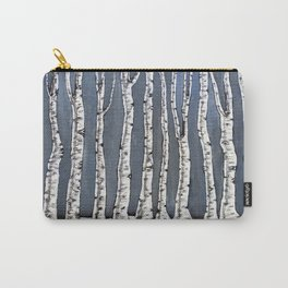 White book Carry-All Pouch