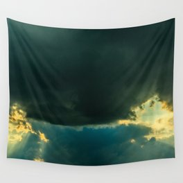 Every morning. Wall Tapestry