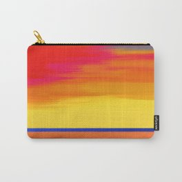 Abstract No 249 By Chad Paschke Carry-All Pouch