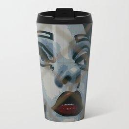 Who's That Girl?  Travel Mug