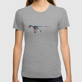 When Dinosaurs Ruled The Earth - Deinonichus T-shirt