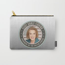 Elect Carly Fiorina Carry-All Pouch