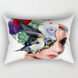 Broken BB Rectangular Pillow
