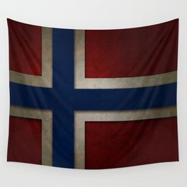 Norway Wall Tapestry