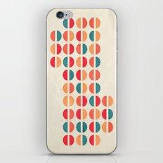 halfsies I iPhone & iPod Skin