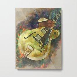 Chuck Berry's electric guitar Metal Print