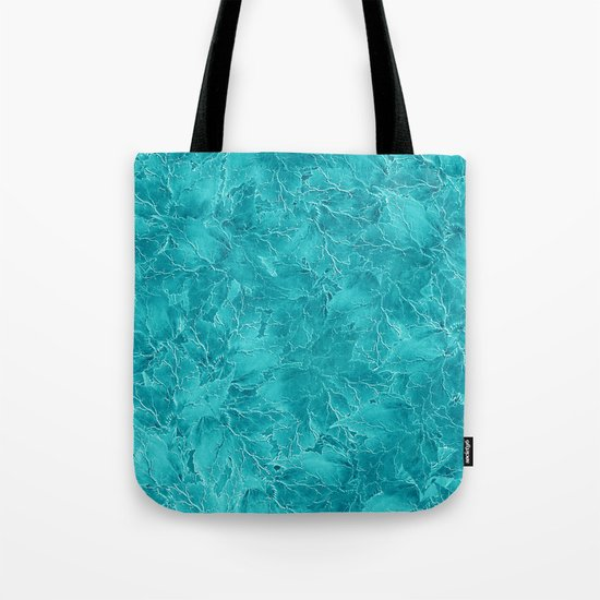 Frozen Leaves 21 Tote Bag