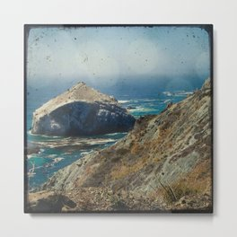 Big Sur - Prolific Monolithic Fantastic Metal Print