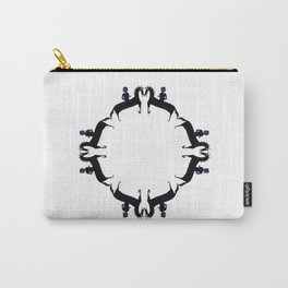Old horse love Carry-All Pouch