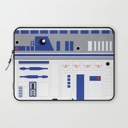 ShanHaiJung- breadbear x R2d2 x sQ Laptop Sleeve