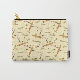 Kitchen Chemistry - Spring Carry-All Pouch